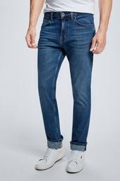 Jeans Root, Blau