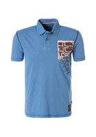 Napapijri Polo-shirt Hellblau N0yhd7bc2