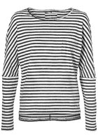 O'neill Essentials Striped T-shirt Ls