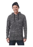 Light Hooded Knit Trail Pullover