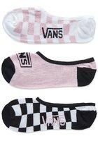 Vans Check U L8r Man Canoodle (7-10) 3pk Socks