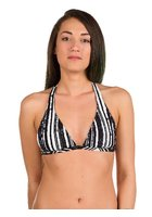Volcom Stay Tuned Rv Halter Bikini Top