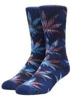 Huf Tiedye Leaves Plantlife Socks