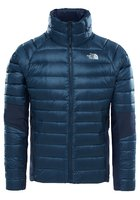 The North Face Texture Cap Rock Hybrid Fleece Jacket
