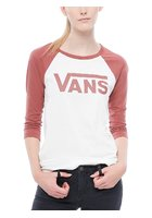 Vans Flying V Raglan T-shirt Ls