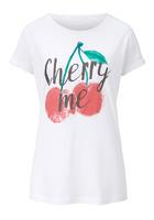 Shirt, Mit Farbenfrohem Print