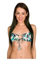 Billabong Paradise Foxy Bandeau Bikini Top