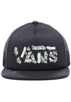 Vans Logo Trucker Cap Youth
