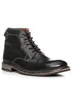 Clarks Clarkdale Bud Black Leather 26127776g