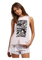 Volcom Get High Neck Tank Top