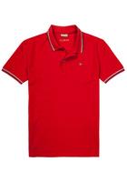 Napapijri Polo-shirt Bright Red N0yg9ir47