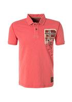 Napapijri Polo-shirt Rot N0yhd7ra1