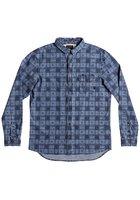 Quiksilver Full Rail Indigo Shirt Ls
