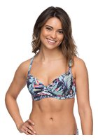 Roxy Prt Essentials Wrap Dc Bra Bikini Top