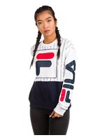 Fila Date Prt Crew Sweater