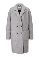 Mantel, Modisch, Wolle;kunstfaser