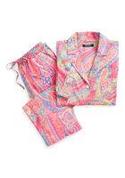 Pyjama Aus Baumwollmischung