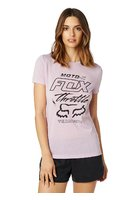 Fox Throttle Maniac Crew T-shirt