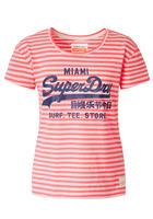 T-shirt, Mit Logo-print