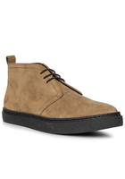 Fred Perry Hawley Mid Suede B2132/d83