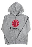 Element Vertical Zip Hoodie Boys