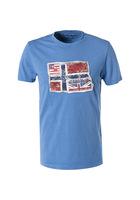Napapijri T-shirt Blau N0yhczbc2