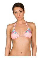 Roxy Sweet Memories Tiki Tri Bikini Top