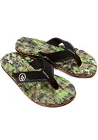 Volcom Recliner Sandals Boys