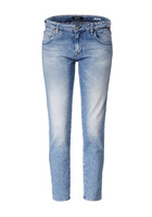 Jeans, Slim Fit, Baumwolle