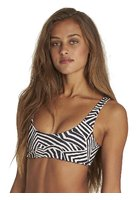 Billabong Sun Tribe Crop Tank Bikini Top