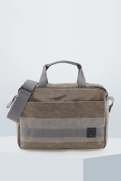 Briefbag Finchley, Dunkelbraun