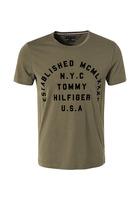 Tommy Hilfiger T-shirt Mw0mw08368/304