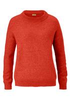 Pullover, In Weicher Woll-mischqualität