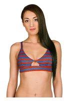 Rvca Kind Line Bralette Bikini Top