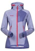 Bergans Cecilie Wool Hooded Outdoor Jacket