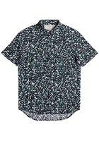 Quiksilver Linen Print Shirt