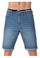 Horsefeathers Flip Denim Shorts