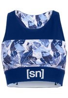 Super.natural Active Bustier Printed