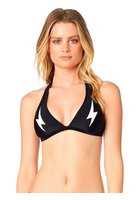 Fox Throttle Maniac Fixed Halter Bikini Top