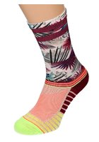 Stance Record Crew Athletic Socks