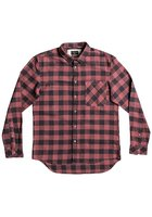 Quiksilver Motherfly Flannel Shirt Ls