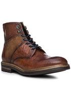 Rosso E Nero Schuhe Plutone 59614/01/cuoio