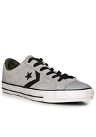 Converse Star Player Ox Schwarz-grau 159777c
