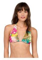 Volcom Hot Tropic Halter Bikini Top