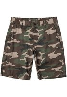 Rvca Week-end Hybrid Ii Shorts