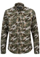Peak Performance Dean Camo Shirt Ls