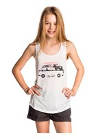 Rip Curl Floral Van Tank Top Girls