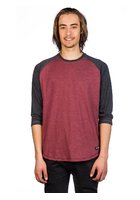 Element Basic Raglan Qtr T-shirt Ls