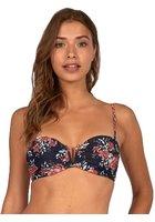 Billabong Let It Bloom Bustier Bikini Top
