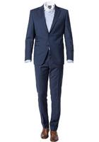 Bugatti Anzug Slim Fit 99801/794000+788400/44
